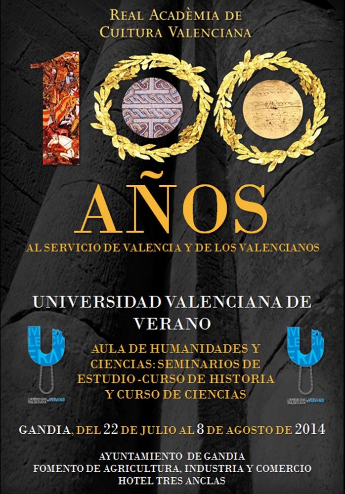 VALENCIANIDAD Y VALENCIANISMO: AYER, HOY Y SIEMPRE. 5ª ENTREGA
